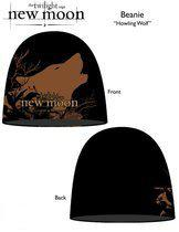 Twilight New Moon Beanie Howling Wolf