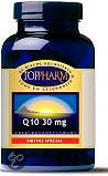 Toppharm Q10 - 30 mg - 30 softgels - Voedingssupplement