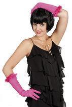 Handschoenen Elleboog Cannes - Roze