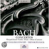 Bach: Concertos for Harpsichord, Violin etc / Pinnock, English Concert et al