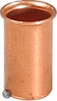 Plieger Roodkoperen Steunhuls 12 mm 2 st