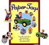Paper Toys-8 speelgoedfiguren zelf maken