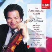 The American Album -Bernstein, Barber, Foss / Perlman, Ozawa