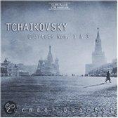 Tchaikovsky: String 4Tets 1+3