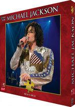 Poster Puzzel Michael Jackson: What More Can I Give
