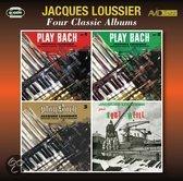 Four Classic Albums (Play Bach Vol. 1,2 & 3/Jacque