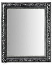 LaForma Kandi - Spiegel - Hout - 83x63 cm - Zilver