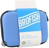 Brofish Case Small GoPro Edition - Blauw