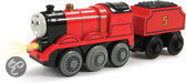 Fisher-Price - Thomas De Trein Houten Spoorbaan James