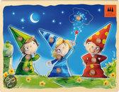 Drei Magier Puzzel - Drie Kleine Tovenaars