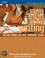 High Stakes: Writing 1st Ed