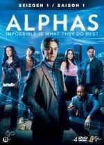 Alphas - Seizoen 1