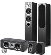 Jamo S426 HCS3 - Home Cinema Speakerset - Zwart