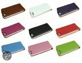 Leather case iPhone 5 wit