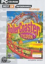 Rollercoaster Tycoon - Windows