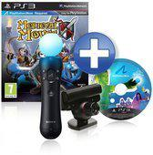 Sony Playstation Move Starterpack + Medieval Moves - PlayStation Move