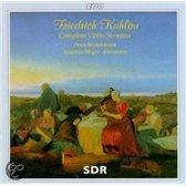 Kuhlau: Complete Violin Sonatas / Bratchkova, Meyer-Hermann