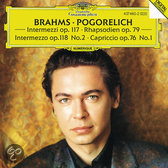 Brahms: Intermezzi, Rhapsodien, etc / Ivo Pogorelich