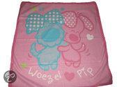 Woezel & Pip - Pastel Fleecedeken