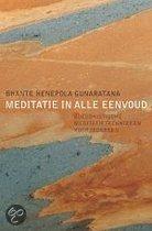 Meditatie in alle eenvoud