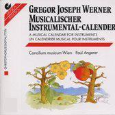 Musicalischer  Instrumental-Calender