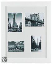 LaForma Fotolijst Hajime - Wit - Fotomaat 13x18 cm/ 10x15 cm