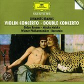 Brahms: Violin Concerto, Double Concerto / Bernstein