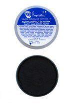 Aqua schmink zwart 16gr