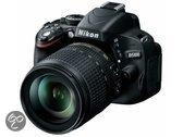 Nikon D5100 + 18-105mm VR - spiegelreflexcamera