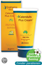 Grahams Calendulis Plus Cream - 120 gr -  - Bodycrème