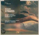 Richard Strauss: Also sprach Zarathustra; Don Juan; Till Eulenspiegel; Rosenkavalier Suite