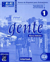 Libro de trabajo + CD audio Gente - nueva edición 1