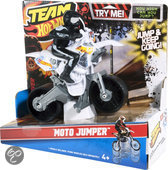 Team Hot Wheels Moto Jumper