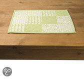 In the Mood Merijn Placemat - 45 x 33 cm  - Lime