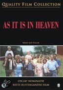 As It Is In Heaven (+bonusfilm)