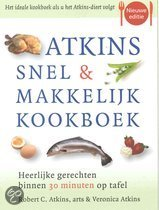 Atkins Snel & Makkelijk Kookboek