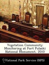 Vegetation Community Monitoring at Fort Pulaski National Monument, 2010