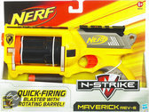 Nerf N-Strike Maverick Refresh 6 - Blaster