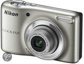 Nikon Coolpix L25 - Zilver