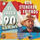 Ben Steneker & Friends - De jaren 90 hits