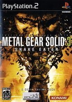 Metal Gear Solid 3 - Snake Eater