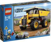 LEGO City Mijnbouwtruck - 4202