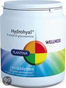 Plantina HydroHyal - 120 Tabletten - Voedingssupplement