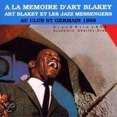 Art Blakey Et Les Jazz Messengers Au Club St. Germain 1958