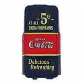Coca-Cola Flip Case 5cents iPhone 5/5s/SE