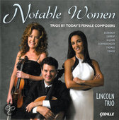 Lincoln Trio Notable Women