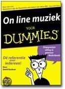 On line muziek voor Dummies