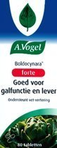 A.Vogel Boldocynara forte - 80 Tabletten - Voedingssupplement