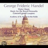 Water Music/Music For The Royal Fireworks // Ac.Of St.-Martin-In-The-Field