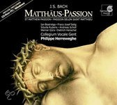 Bach: Matthaus Passion BWV 244 (3cd)